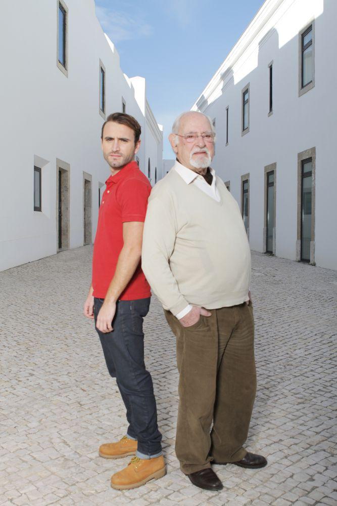 Henrique-participou-ao-lado-do-avô-na-novela-Olhos-de-Água