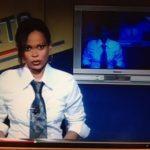 Já trabalhou na televisão em cabo Verde