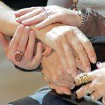 A união e a cumplicidade das 3 irmãs