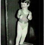 Bebiana começou a dar nas vistas desde pequena.