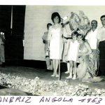 Em Angola em 1963