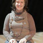 Maria Henrique herdou o espirito de liderança