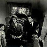 No filme Dois Dias No Paraíso  em 1957