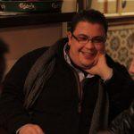 Ricardo escutou a história de Lenita com atenção e bom humor