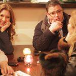Uma entrevista descontraída, onde Ricardo e Lenita abriram o coração