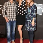 Vanessa Oliveira, Adelaide de Sousa e Nélson Mateus