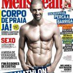 Capa Men's Health - Sonho Cumprido