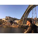 A infância e a juventude do Ângelo foi passada no Porto