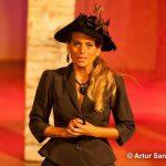 """Na peça """"Don Giovanni ou O Imorigerado Imortal"""" Liliana Santos veste a pele de D. Ana"""