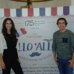 Carla Maradinho e Nélson Mateus