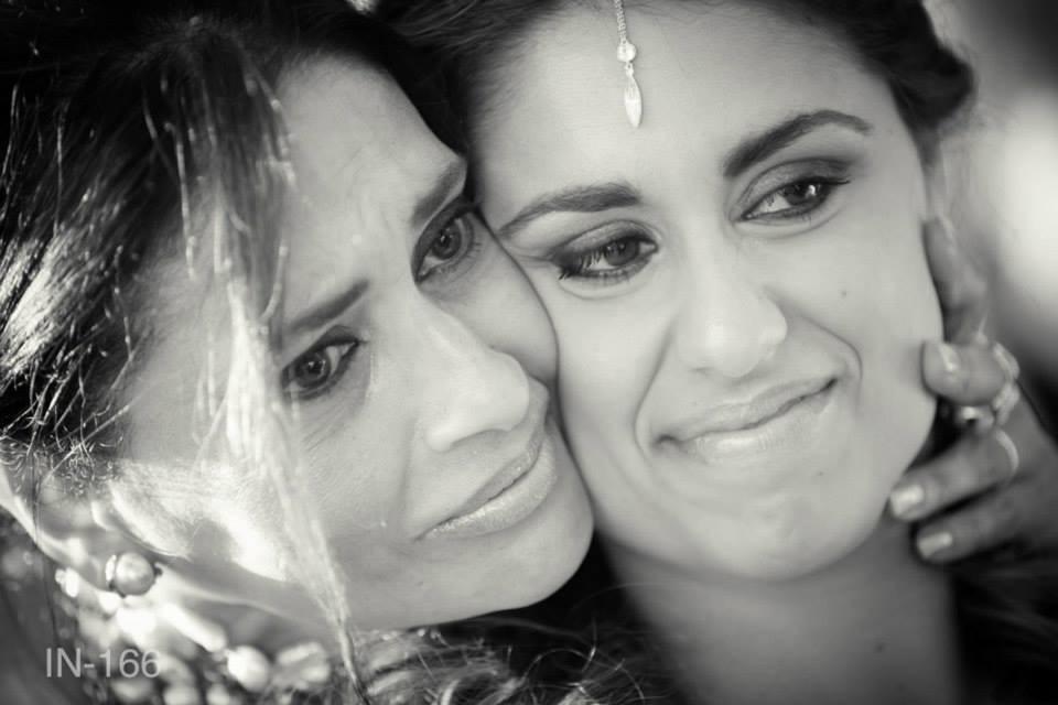 Cumplicidade entre mãe e filha