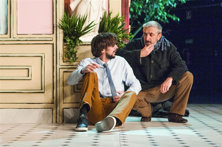 Bruno Nogueira e Miguel Guilherme