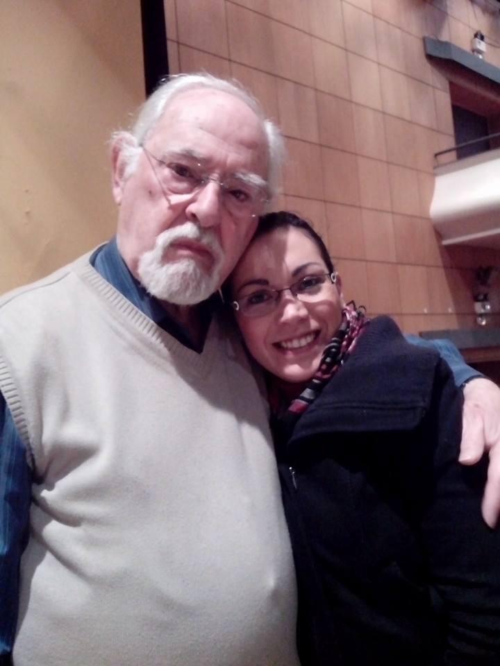 Com o Ruy de Carvalho