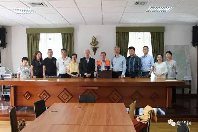 Comunidade chinesa apoia vitimas de incêndio
