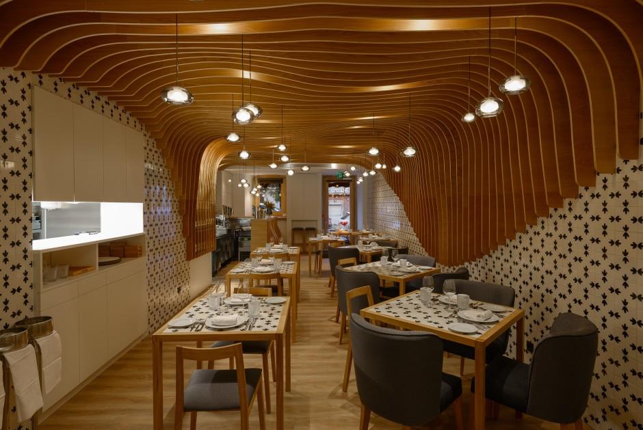 """Ricardo Oliveira Alves Architectural Photography - fotografia de arquitetura Justa Nobre Restaurante """"À Justa"""""""