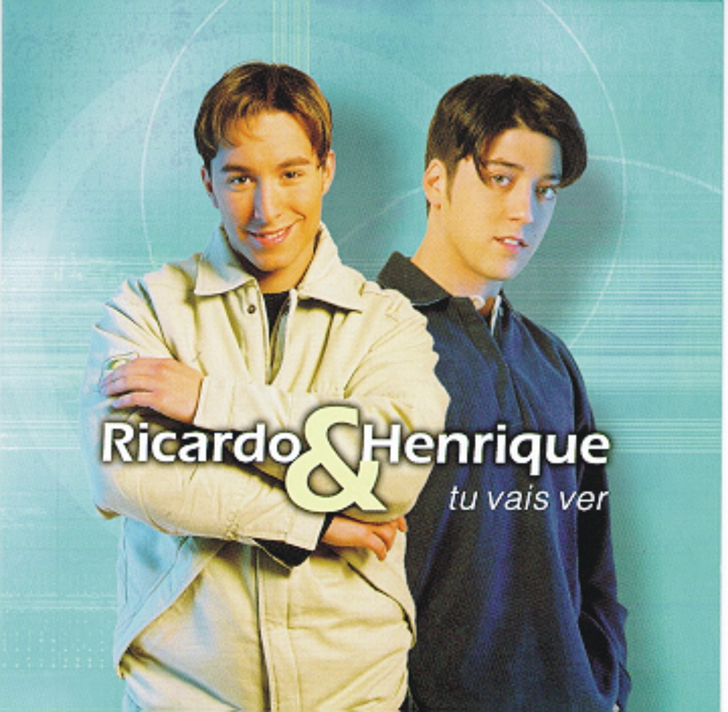 Ricardo & Henrique - tu vais ver (2001)